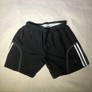 """Men's Adidas Running Shorts 3"""" Inseam Liner Small"""